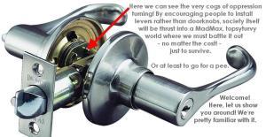 levers not doorknobs_tools of oppression