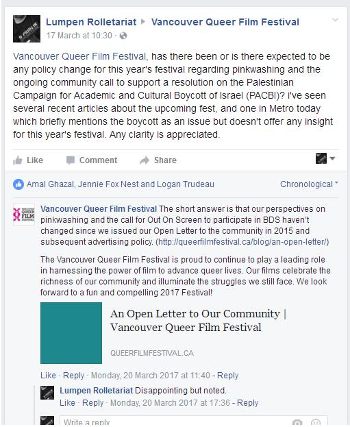 my post to vqff re 2017 fest